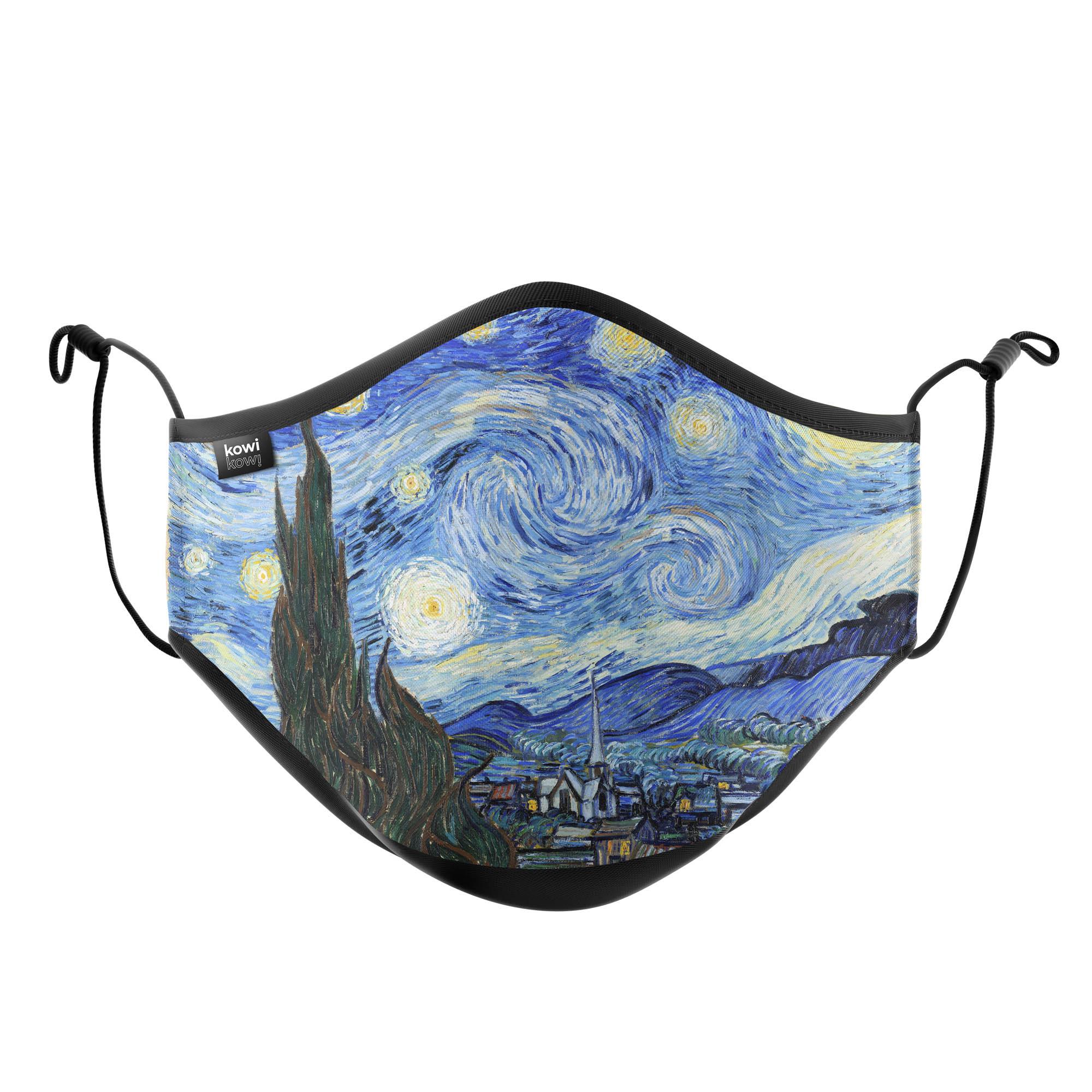 Masque Vincent Van Gogh