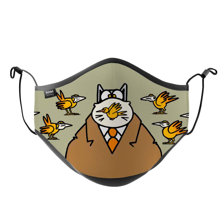 Philippe Geluck Un Oiseau Pour Le Chat Kowi Kowi